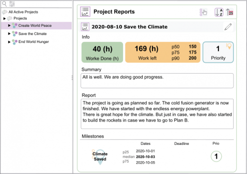 Project_report - Features for Project Planning